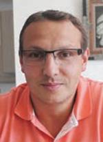 Jérémy Ghienne, gérant, JG Électricité