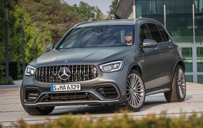 Le récent Mercedes GLC de seconde génération est transformable avec un kit à 585,91 euros HT (coffre de 550 l). En diesel, la gamme de ce GLC débute avec le 200d de 163 ch/147 g à 53 900 euros TTC.