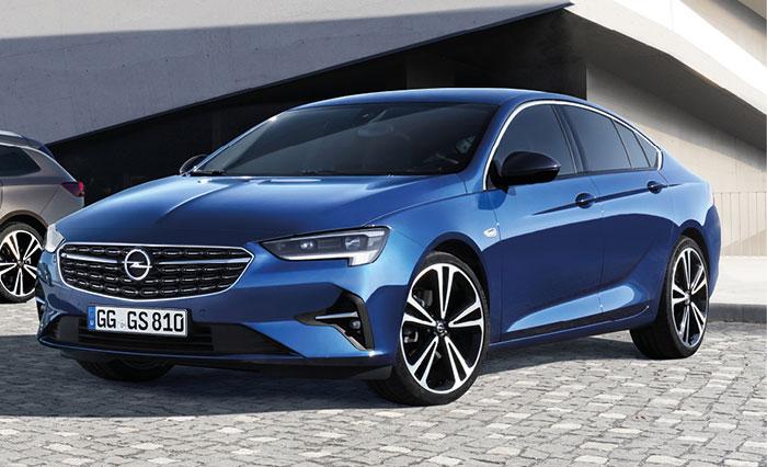 Sur l'Opel Insignia, le kit Gruau est facturé 455 euros HT pour la Grand Sport 5 portes et 485 euros HT pour la Sport Tourer break (coffre de 1 665 l pour les deux). La berline débute à 28 500 euros TTC avec le 1.5 Turbo de 140 ch/140 g.