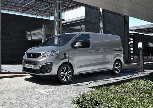 Peugeot e-Expert