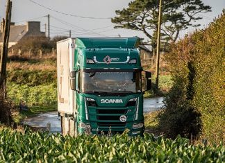 Scania premier trimestre 2020