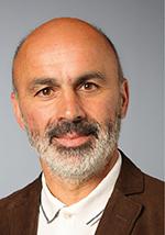Carlos Simoes, pilote national du parc véhicules, SNCF Réseau