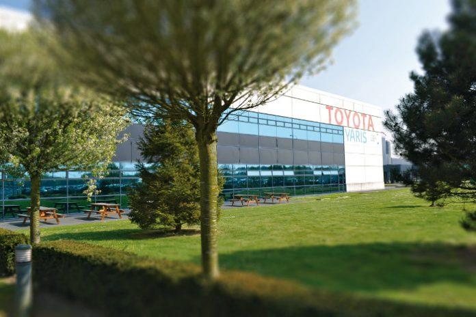 Toyota redémarre Europe