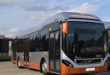 Bruxelles bus hybrides