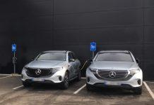 recharge électrique concessions Mercedes