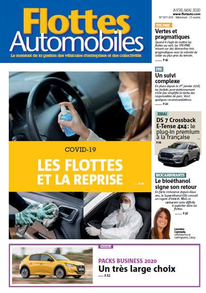 Flottes Automobiles N°257-258
