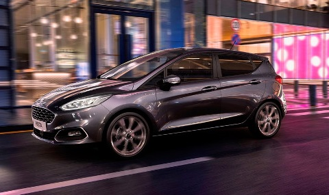 Ford Fiesta hybride