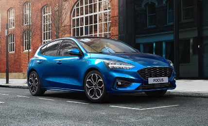 Ford Focus MHEV