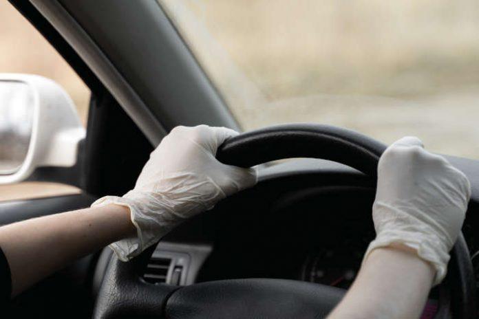Enquête covid-19 flottes - gants vehicule
