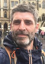 Julien Tonner, ingénieur conseil au service prévention des risques professionnels, Cramif