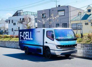Fuso eCanter F-Cell