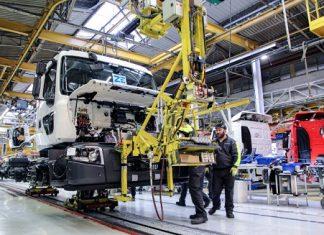 Renault Trucks D Z.E. D Wide Z.E