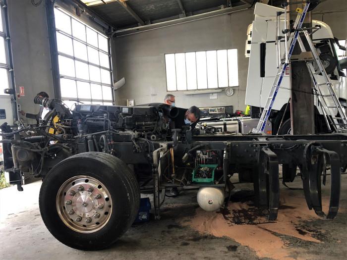 Renault Trucks Indra