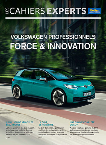 Cahiers Experts Volkswagen Professionnels : Force & innovation