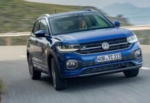 SUV Volkswagen T-Cross