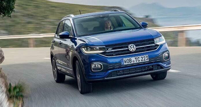 SUV Volkswagen T-Cross