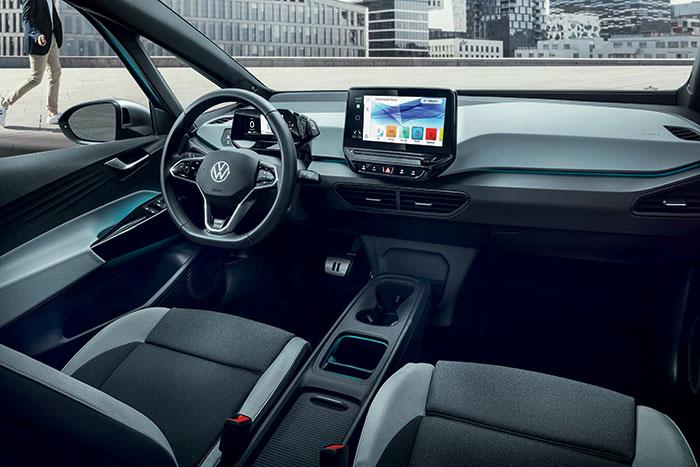 Volkswagen ID.3 habitacle