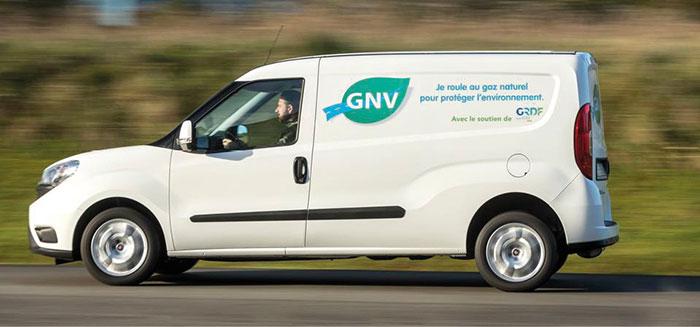 Fiat Doblo Cargo GNV