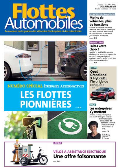 Flottes Automobiles N°260