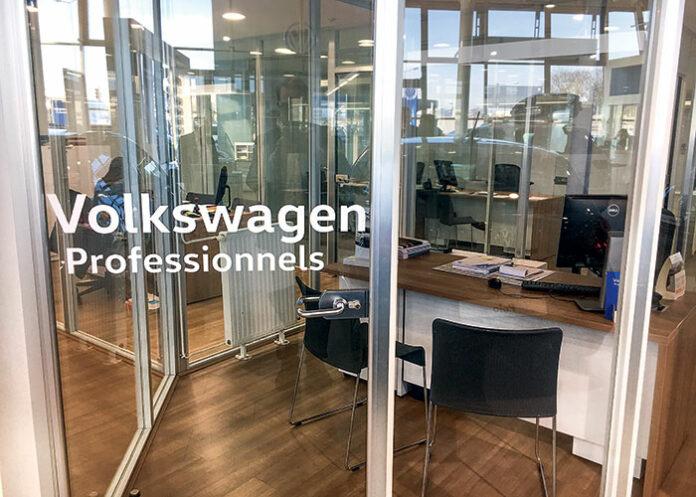 Services Volkswagen Professionnels