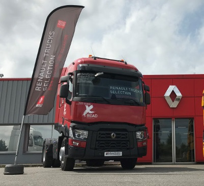 Renault Trucks véhicules d'occasion