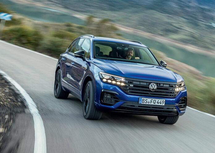 Mobilité durable Volkswagen - TOUAREG R eHYBRID