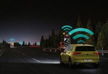 ADAS - Volkswagen Golf – Car2X