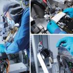 Dans le cadre de l'Alliance européenne des batteries (« Airbus des batteries »), BMW, Umicore et Northvolt ont créé un consortium. Objectif : développer une chaîne de valeur complète et durable pour la production de batteries de véhicules électriques, basée sur un cycle de vie en boucle fermée.