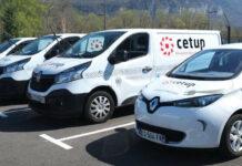 Spécialiste de la livraison longue distance, le grenoblois Cetup recourt à différentes énergies pour ses 185 véhicules. Outre les modèles thermiques tous Euro 6, Cetup utilise quatre Kangoo Z.E. et Z.E. Hydrogen et cinq Golf au bioéthanol.