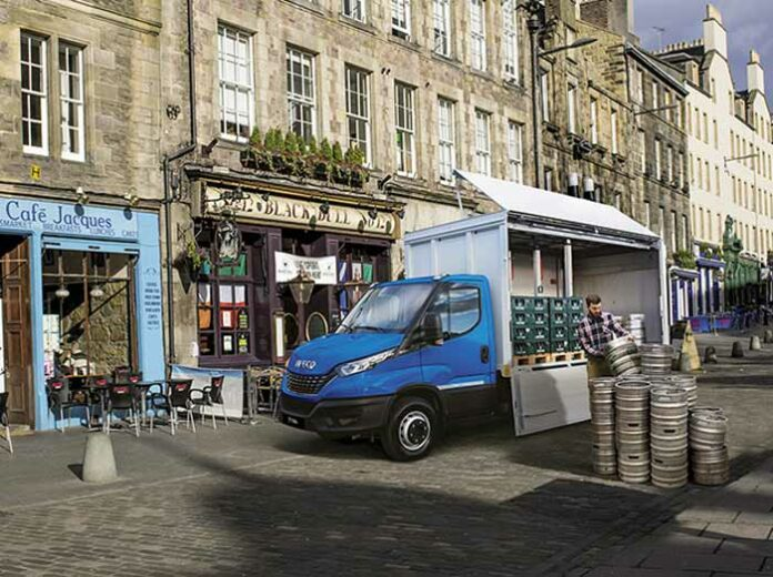Iveco Daily 7 t