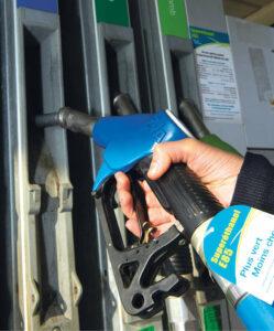 Pompe bioéthanol