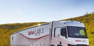 Renault Trucks Optifuel Lab
