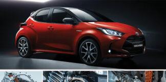 Hybridation - Toyota Yaris « full hybrid »