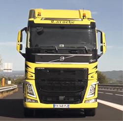 Volvo Trucks FH I-Save 460 en test chez le transporteur C3D Laroche