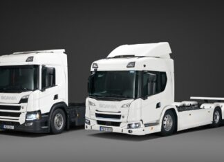 Scania électrique hybride