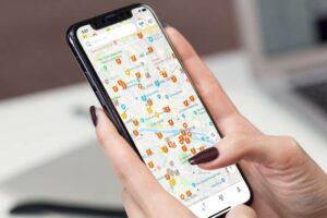 Avis Application mobile Chargemap