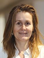 Christine Galland, directrice des moyens généraux au Conseil départemental des Yvelines