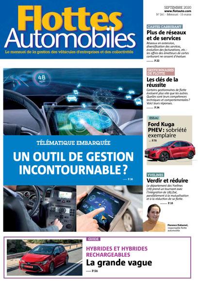 Flottes Automobiles N°261