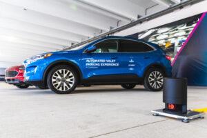 Système de parking Autonome de Ford et de Bosch à Détroit