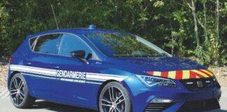 Gendarmerie Leon Cupra