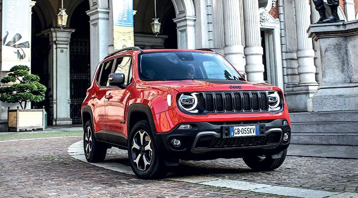 Chez Jeep, le Renegade 4xe hybride rechargeable de 190 ch affiche un CO2 à 48-53 g et une autonomie électrique en WLTP City de 52-54 km pour 38 700 euros. En 240 ch, comptez 50-54 g pour 52-53 km et 42 500 euros.