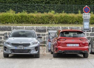 Kia Ceed SW et XCeed hybrides rechargeables