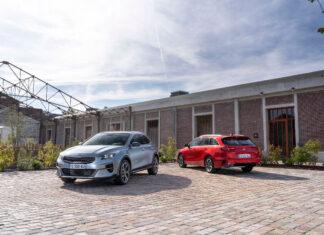 Kia Ceed SW XCeed hybride rechargeable
