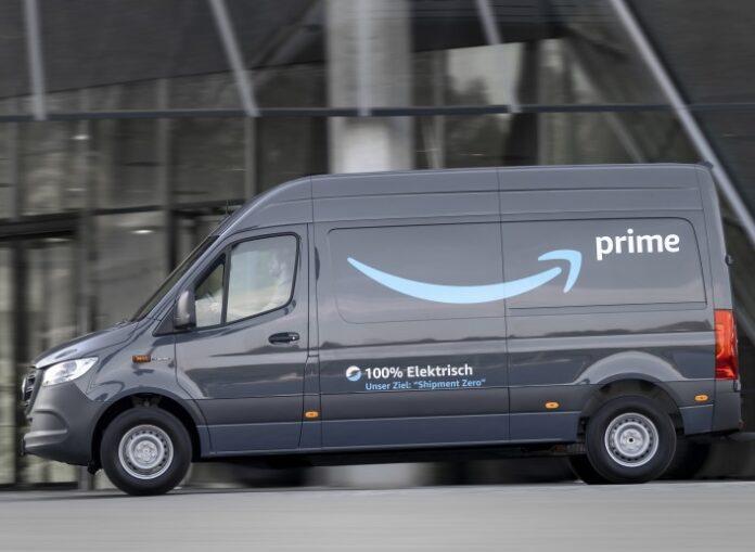 Amazon Mercedes