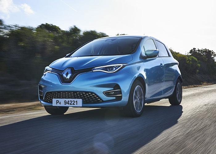 Uber Renault Nissan