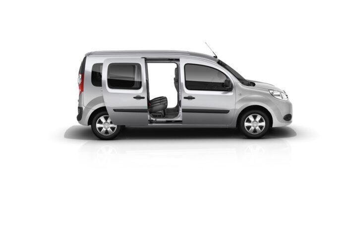 Nissan NV250 cabine approfondie