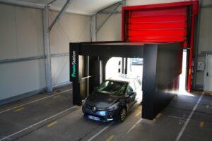 ProovStation ProovStation détecte les dommages de véhicules