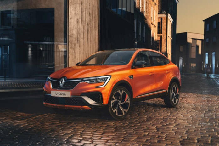 Renault Arkana version RS Line