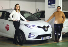 Yvelines flotte véhicules électriques