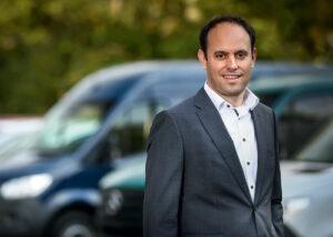 David Perdomo Hollatz Directeur Général Vans Mercedes-Benz France
